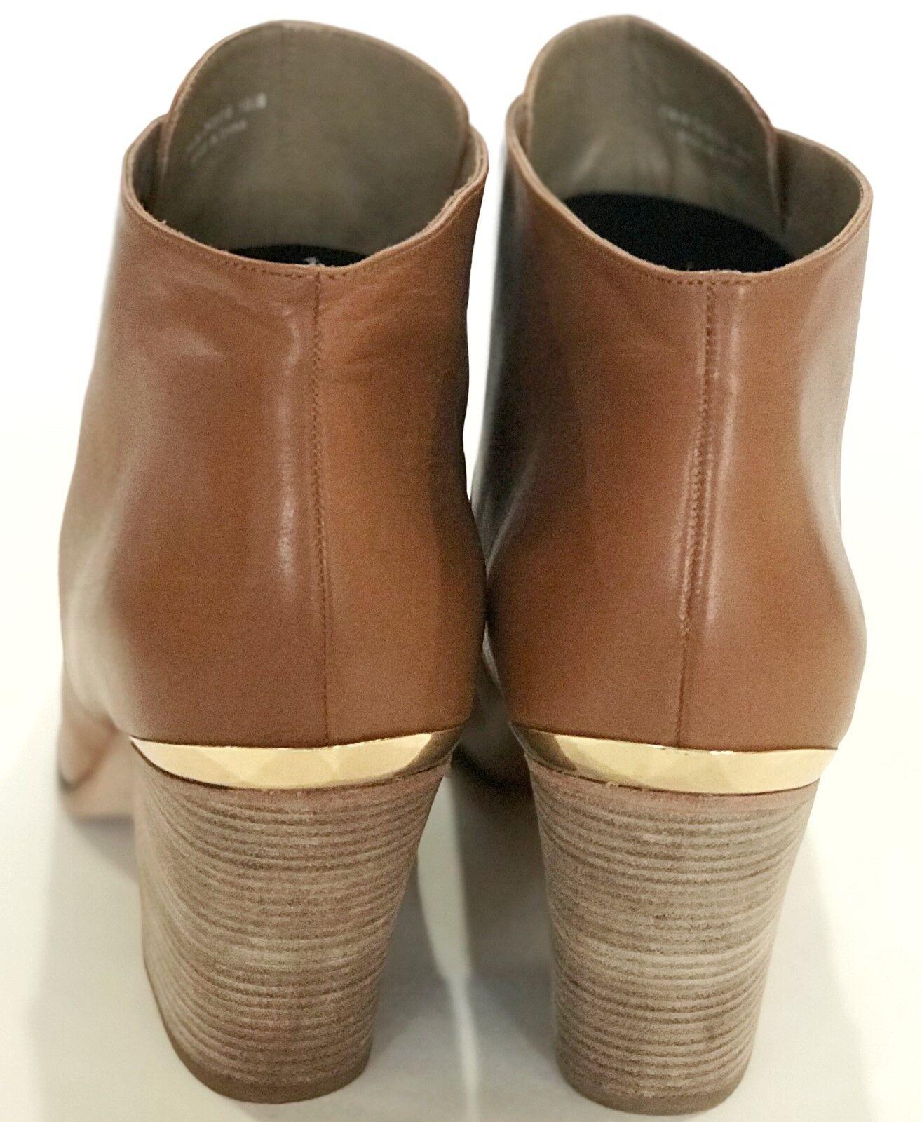 Cole Haan Hayden Botín Tobillo nueces botas de diseñador para mujer de cuero de nueces Tobillo pantalla de 10.5 a8f284