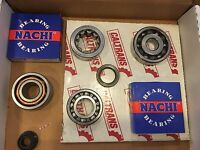 Bk352 Bearing Kit Fits Chevy Luv 1972-75 /msg-4e Trans. W/aluminum Top Cover