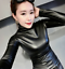 Womens-Vogue-Slim-Warm-PU-Leather-Tops-Casual-Turtleneck-Blouse-Plus-Shirt-New thumbnail 13