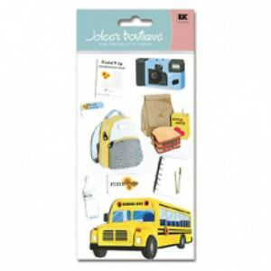 Jolee-039-s-Boutique-Stickers-FIELD-TRIP-285-NEW