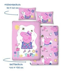 Peppa-Pig-Cover-Nordic-Reversible-Clothing-Bed-Child-Baby-39-3-8x53-1-8in-100