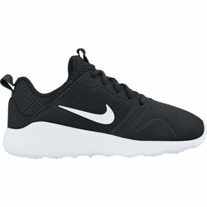 abbc0ec0c25c7 Details about Men's Nike Kaishi 2.0 Running Shoes 833411-010 Black/White  Sizes 8-12 New In Box