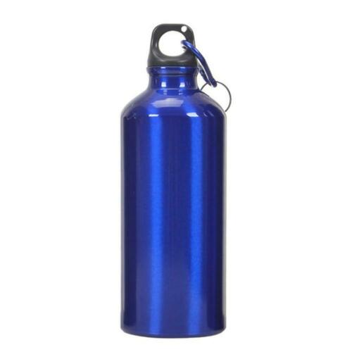 400-700ML Water Drinking Bottle Cup Aluminium Portable Outdoor Sports Cycling