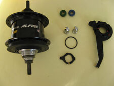SG-S700 Shimano Alfine DISC HR 11-Gang Getriebe Nabe 36 Loch schwarz wie Neu