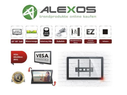 TV Wandhalterung A53 Halter für LG 24 28 32 39 40 42 43 46 47 48 49 50 55 Zoll