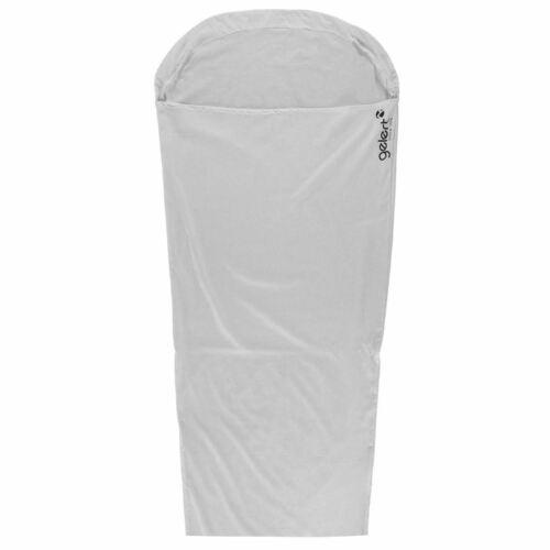 Gelert Single Sleeping Bag Liner Liners Cotton Warm