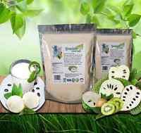 Graviola Soursop Fruit Powder 8oz (1/2lb) 100% Natural Superfood Paradise Powder