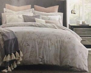 Image Is Loading Dwell Studio Home Margot Full Queen Duvet Comforter