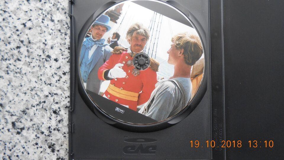 Peter von Scholten , instruktør Ole Ernst, DVD