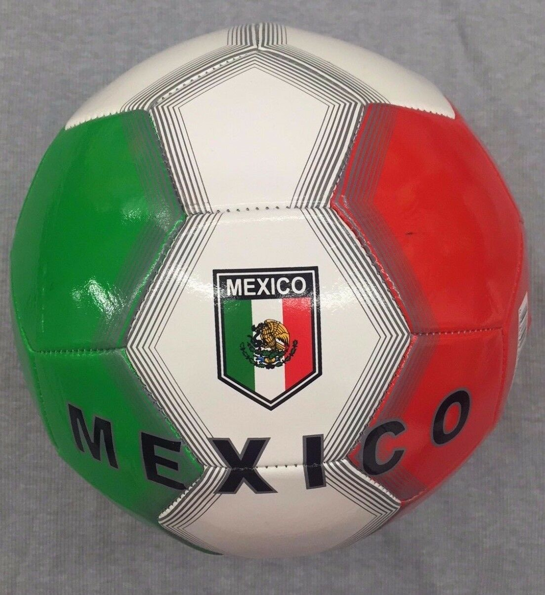 Lot Of 50 Mexico Soccer Balls Größe 5 Good For Charity Christmas Special Deal