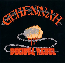 Gehennah-Decibel Rebel (Re-Release)  (UK IMPORT)  CD NEW