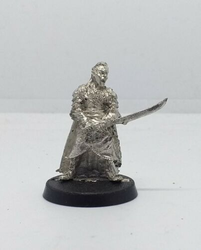 Lord of the rings middle earth metal elrond