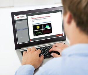 Keysight-T6504A-Keysight-89600-VSA-Software-Product-Training-eLearning-Program