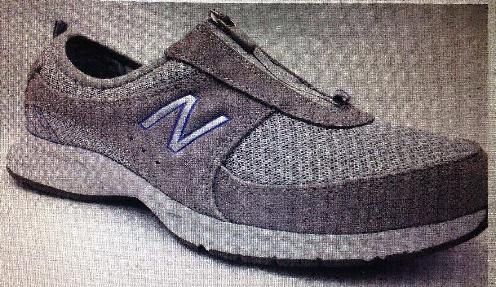 New Balance Women's WW565 D Walking Shoe Size 6 D WW565 Wide / Gray 06872b
