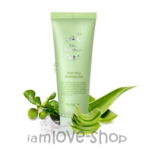 [Skin Watchers] Aloe Vera Soothing Gel 100ml