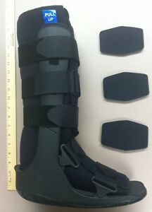 Ankle Walker Boot Walking Foot Broken Leg Brace Shoe