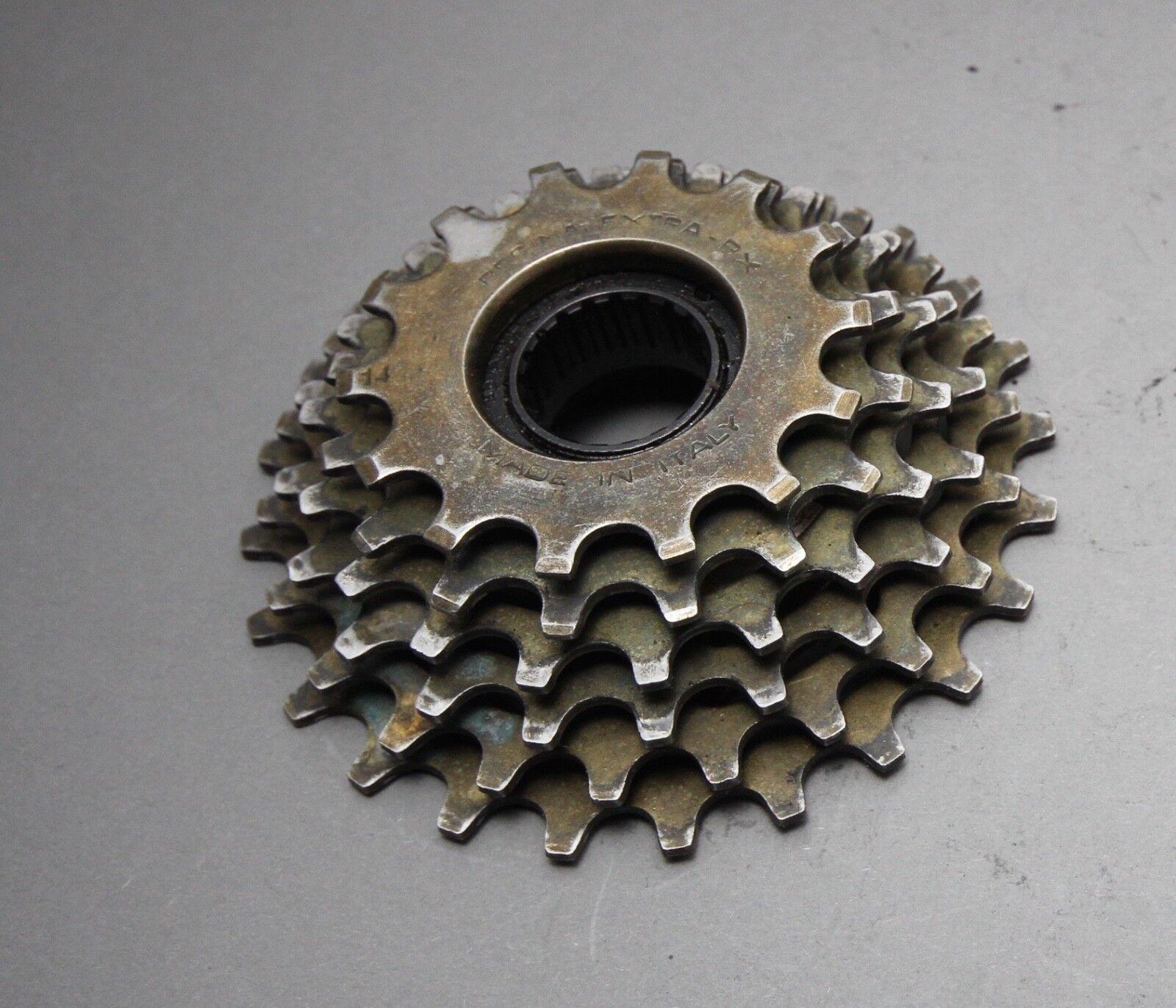 REGINA EXTRA-BX 6S Freewheel   14-24   ISO Thread BSC ITA   432g   Schraubkranz