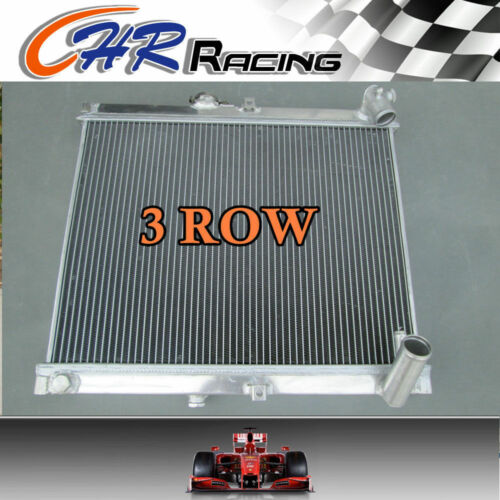 3 ROW FOR Mazda RX7 RX7 FC3S series 4 S4 86 87 88 alloy aluminum radiator 1986