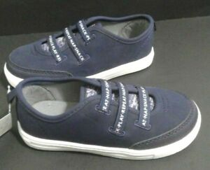 Boys Size 6,10,12 Sneakers CARTERS NAVY