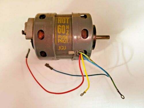 Preowned 1970's Teletype Corp Electric Motor #182241 MHP 35 3600RPM 5SHM59QS1C