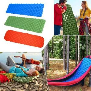 Outdoor-Camping-Mat-bed-Air-Inflatable-Mattress-Sleeping-Rest-Pad-Travel-Airbed