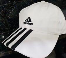 83b3ed2ee560da item 1 Adidas Baseball Cap ESS 3S Adult Hat White with 3 Stripe Cotton  X17015 -Adidas Baseball Cap ESS 3S Adult Hat White with 3 Stripe Cotton  X17015