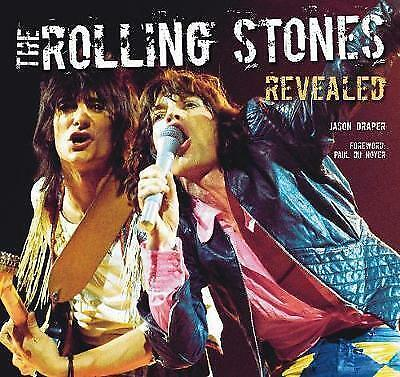 Rolling Stones Revealed, Draper, Jason, Used; Good Book