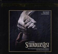 John Williams Schindler's list (soundtrack, 1993) [CD]