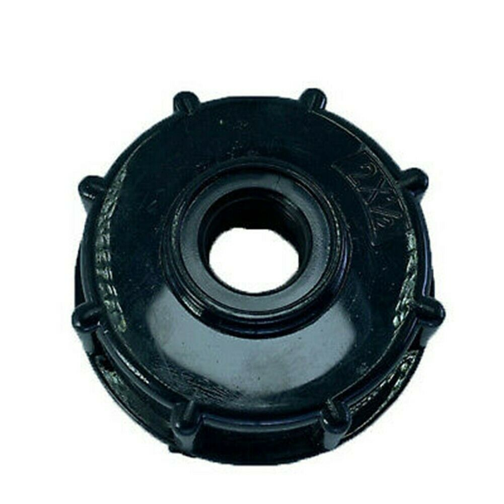 1* IBC Drain Adapter G1/2 Thread Garden HoseConnector Plastic Fitting Parts US