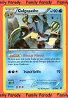 Golgopathe 100pv 23/124 XY Impact des Destins Carte Pokemon Rare neuve FR