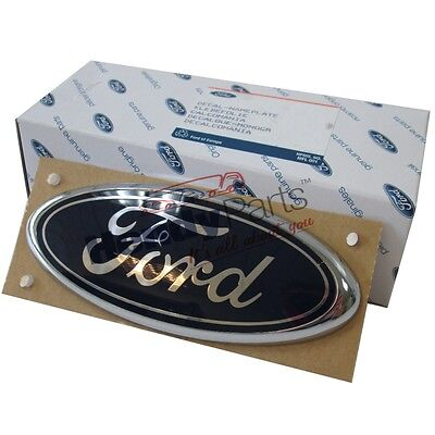 Ford Genuine Transit 2002-2006 Front Ford Oval Badge New 1779943