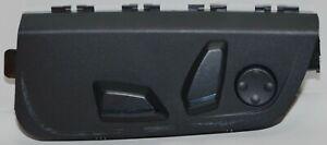 Interrupteur-Bmw-5ER-F10-F11-F07-X5-X6-Siege-Reglage-de-Gauche-9302291-Original