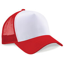 0c4bbad1 item 2 Unisex Beechfield snapback Half mesh retro trucker baseball cap hat  Brand new -Unisex Beechfield snapback Half mesh retro trucker baseball cap  hat ...