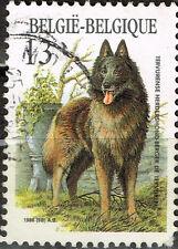Belgium Fauna Wild Animal Wolfe stamp 1980