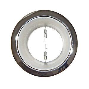6 Inch Chrome Recessed Lighting Trim