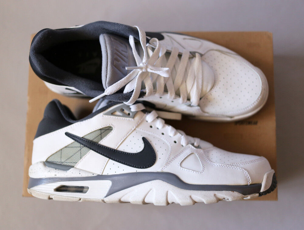 Nike Trainer Trainer Trainer SC ii Low White 705428-005 2a80de