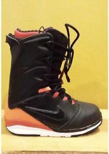 przejść do trybu online gładki wyprzedaż Details about Mens Limited Rare Nike SB Lunarendor Snowboarding Boots  586532 06 SizeZ 6 qs W 8