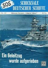 SOS - Schicksal deutscher Schiffe 132 (Z1-2), Moewig