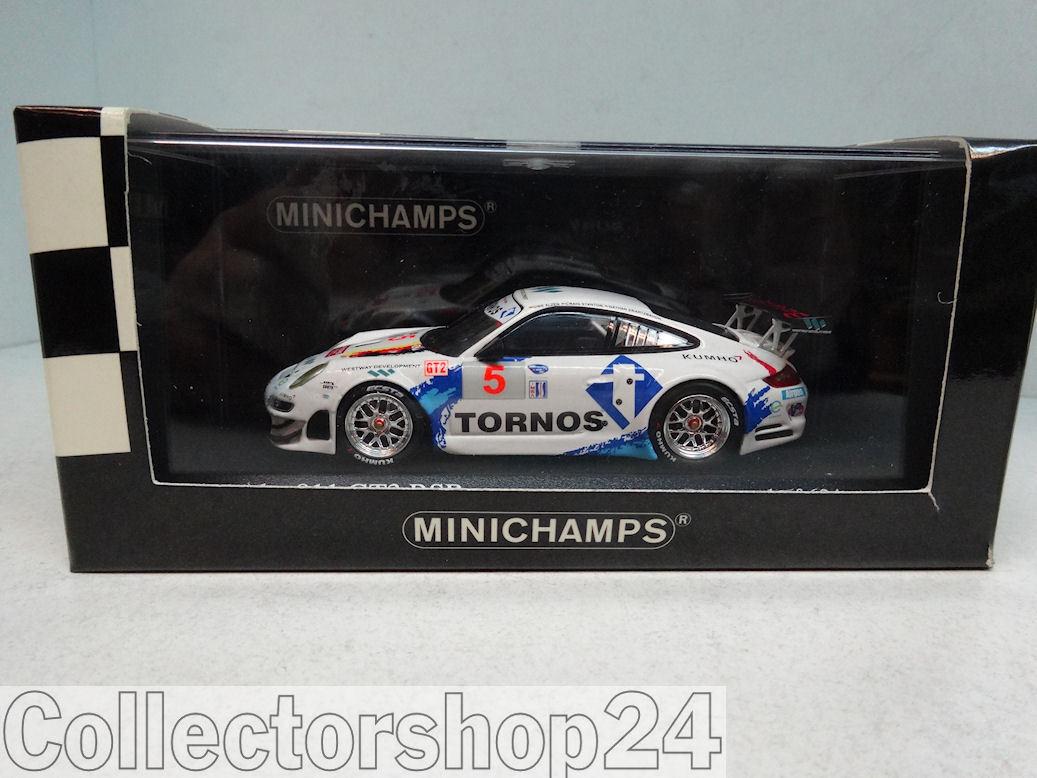 Minichamps   PORSCHE 911 GT3 RSR - ALZEN STANTON SWARTZBAUG - 400087805