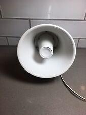 Exterior Speaker Hailer Horn NOS. ELK SP30 30 Watt 8 Ohm