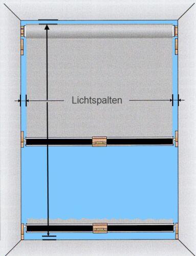 ROLLO DBS Dachfensterrollo Hitzeschutz Verdunkelung Roto Designo R45 R48 R75 R78