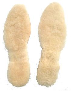 semelles en peau de mouton - fabrication France   eBay 15a3429f57b