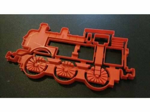 Thomas The Tank Engine Cookie Pastry Biscuit Cutter Icing Fondant Baking Train