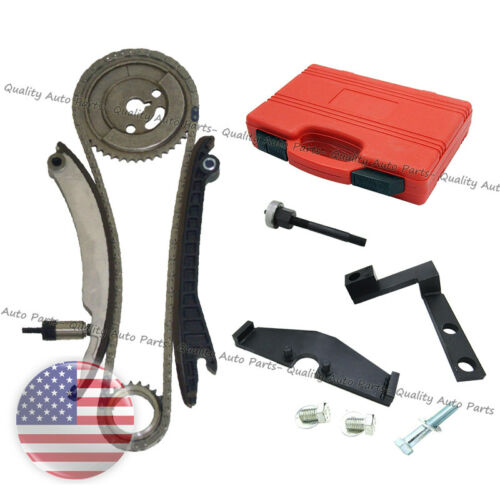 For MINI Cooper R50 R52 R53 S CONVERTBLE WORKS Timing Chain Kit Camshaft Tool