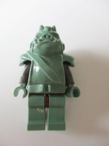 LEGO Minifigur Star Wars Figur Gamorrean Guard aus 4476