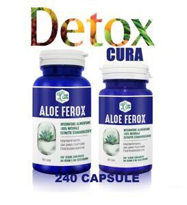 ALOE-FEROX-240-cps-DIMAGRANTE-e-DETOX-100-NATURALE-PERDITA-PESO-STOP-FAME