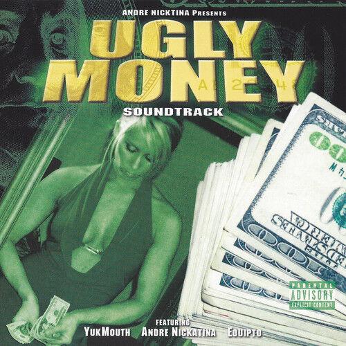 Andre Nickatina - Ugly Money [New CD] Explicit