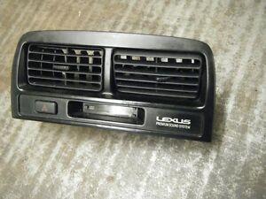 97-LEXUS-ES300-CLOCK-DASH-VENTS-BEZEL-TRIM-1-13507