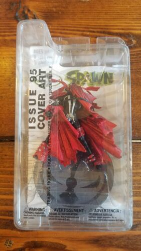 """McFarlane Toys Spawn Trading figure 3/"""" issue 95 cover art series 2"""