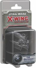 X-WING Miniatures GAME NUOVO CON SCATOLA-TIE Defender Pack di Espansione